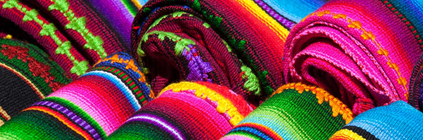 Fabrics from South America Spanish Speaking Countries
